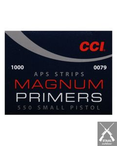 CCI Slaghoedjes APS 550 Small Pistol Magnum
