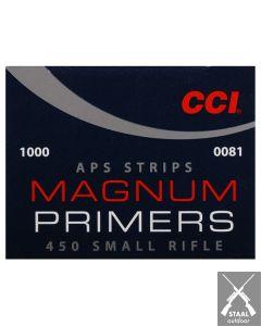 CCI Slaghoedjes APS 450 Small Rifle Magnum