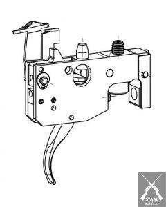 Sako Set Trigger mechanism complete 85 LH