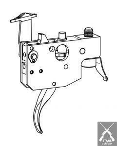 Tikka Set trigger mechanism complete T3 LH