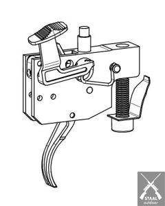 Tikka Trigger Unit, two-stage T3x Artic, Tac A1