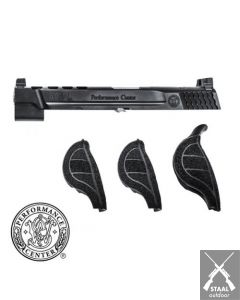 """S&W M&P 40, Ported Slide Kit Mag Safety 5"""" NMS (PC)"""