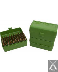 MTM RS-50-10 Case gard 50 small rifle