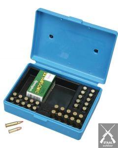 MTM SB-22-20 Case gard .22 Match ammobox