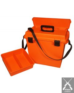 MTM Sportsman Plus Box orange SPUD 7-35