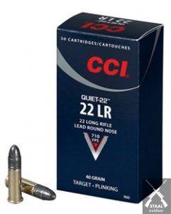 CCI Quiet .22 LR