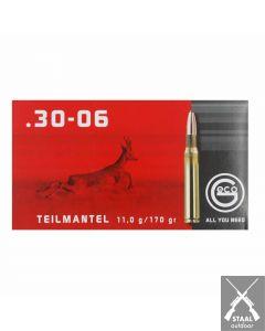 Geco 30-06 Springfield Teilmantel 170 grain