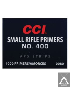 CCI Slaghoedjes APS 400 Small Rifle