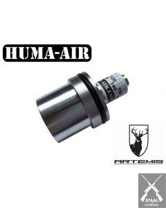 Spa Artemis M22 pressure regulator