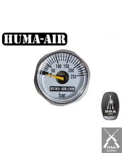BSA replacement pressure gauge