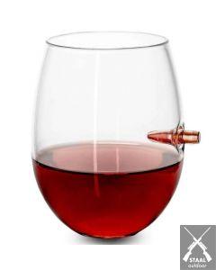 Lucky Shot Wijnglas (Zonder Steel)