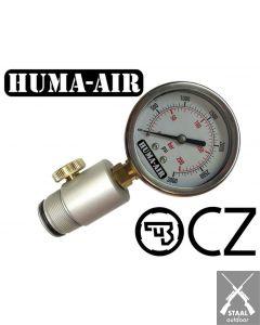 CZ 200 regulator tester