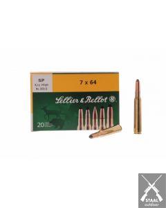 Sellier & Bellot 7x64 SP 140 grain