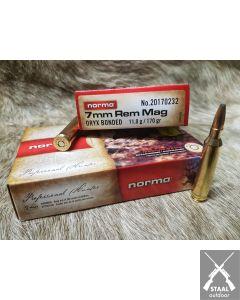 Norma 7mm Remington Magnum SP 170 grain