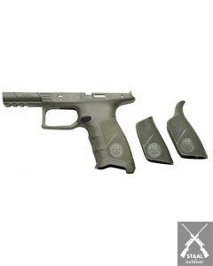 Beretta Kit APX Grip Frame, Olive Drab