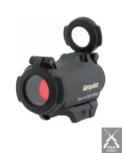 Aimpoint Micro H-2 met Weaver mount