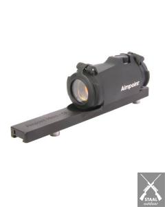 Aimpoint Micro H2 Leupold QR Mount