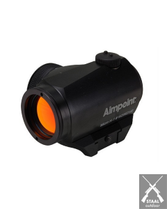 Aimpoint Micro H-1 met Weaver Mount