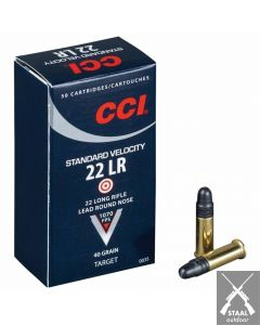 CCI Standard Velocity .22 LR