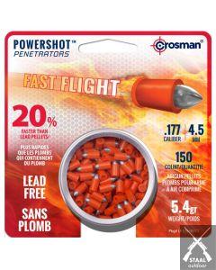 Crosman Powershot Fast Flight Penetrator 4,5mm