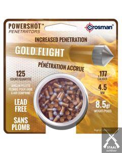 Crosman Powershot Gold Flight Penetrator 4,5mm