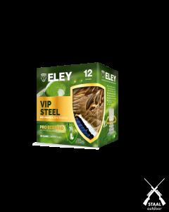 Eley VIP Steel Pro Eco Wad Hagelpatronen Kaliber 12 | 32 gram | Nummer 5