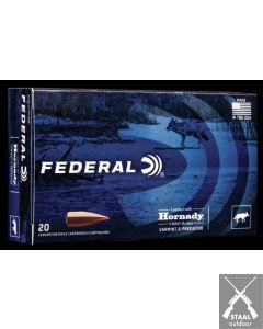Federal .223 Remington V-Max 53 grain