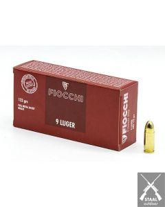 Fiocchi 9mm 123 grain