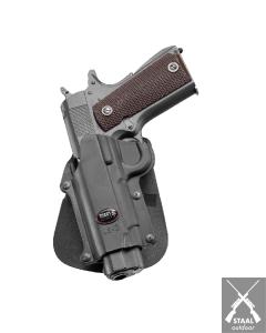 Fobus C-21 Paddle Holster Colt 1911 Modellen linkshandig