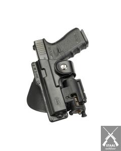 Fobus EM17 LH RT Tactical Holtster Glock 17/22/32 Linkshandig