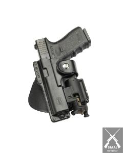 Fobus EM19 LH RT Tactical Holster Glock 19/23/32 Linkshandig