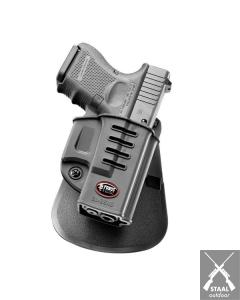 Fobus GL-26 ND Paddle Holster Glock 26/27