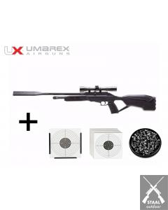 Umarex Fusion II | CO2 Luchtbuks SET