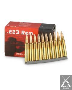 Geco .223 Target Remington FMJ 55 grain