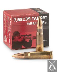 Geco 7,62x39mm FMJ 123 grain