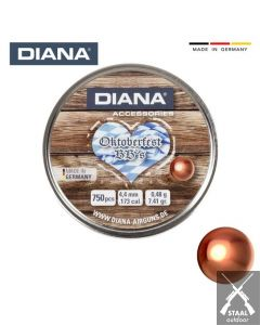 Diana Oktoberfest Luchtbuks kogeltjes 4,4mm (750st.)