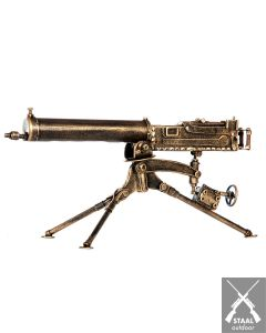 Metalen Vintage Gold gun