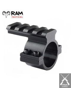 Scope adapter naar 22mm rail