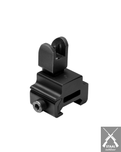 NcStar AR15 Flip-Up Front Sight-Reciever Hoogte A2