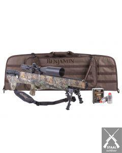 Benjamin Bulldog 9mm RealTree Camouflage Value Pack