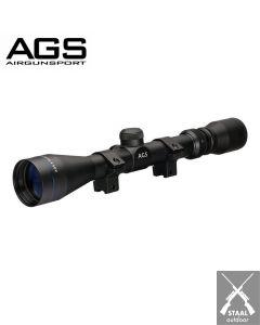 AGS 3-9x40 Mil Dot