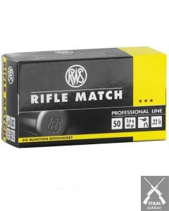 RWS Rifle Match .22 LR