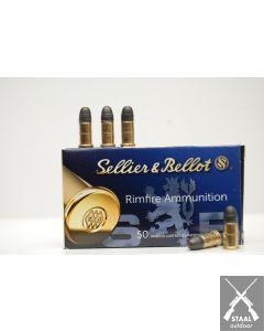 Sellier & Bellot .22 Short LRN 28 grain