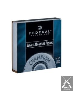 Federal Slaghoedjes 200 Small Pistol Magnum