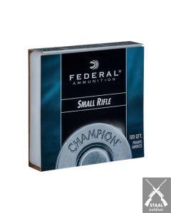 Federal Slaghoedjes 205 Small Rifle