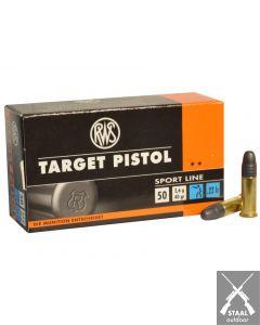RWS Target Pistol .22 LR