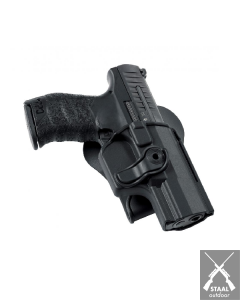 Fobus Walther Paddle Holster voor P99/ P99Q