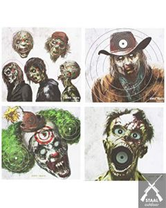 Crosman Zombie Targets