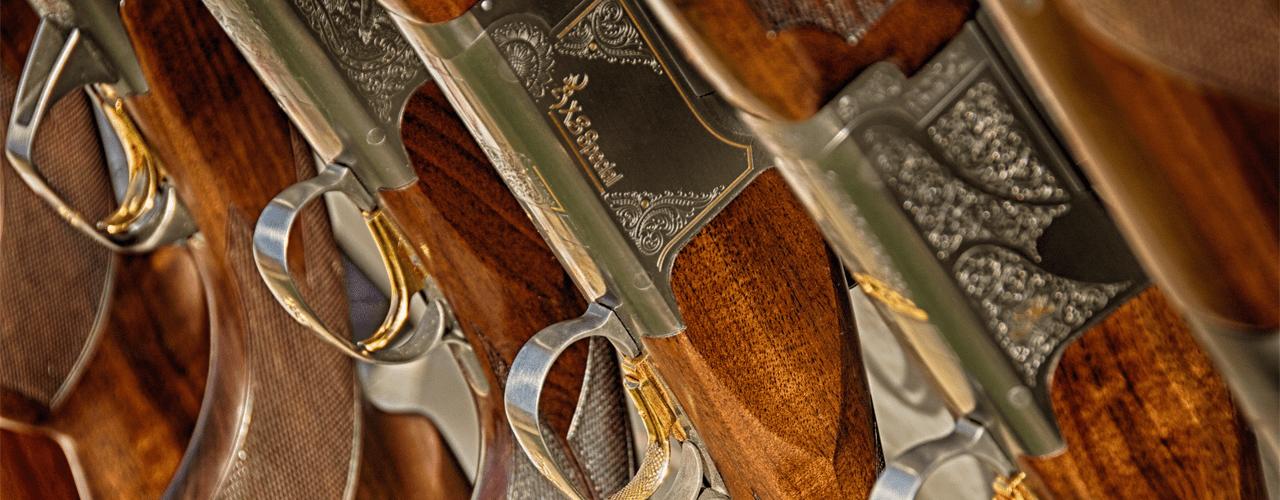 Antieke wapens kopen