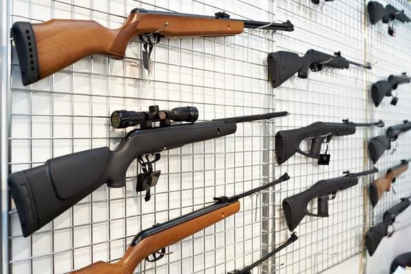 Assortiment wapens